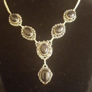 Jewelry - NEW STERLING SILVER 925 NECKLACE